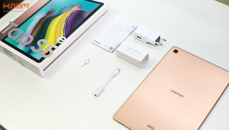 Samsung Galaxy Tab S5e T725 hình sản phẩm 0