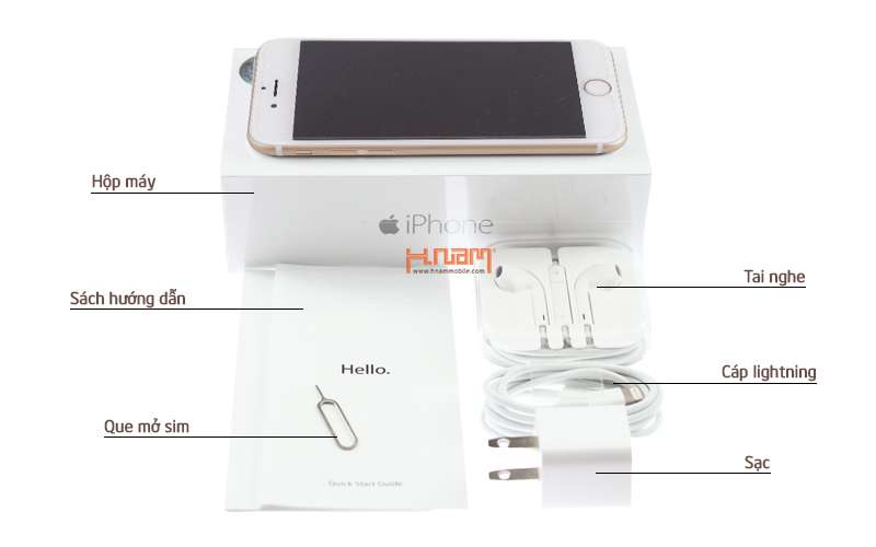 Apple iPhone 6S 32Gb Like New ( Fullbox) hình sản phẩm 0