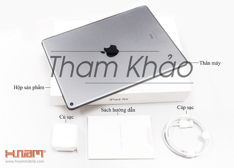 Apple iPad Air 3 10.5 inches Wifi 64Gb 2019 hình sản phẩm 0