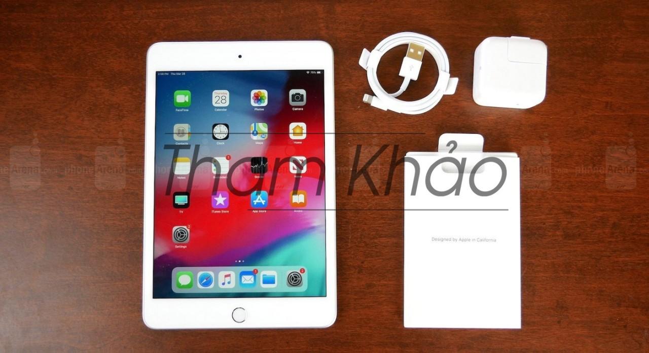Apple iPad Mini 5 Wifi 64Gb 2019 hình sản phẩm 0