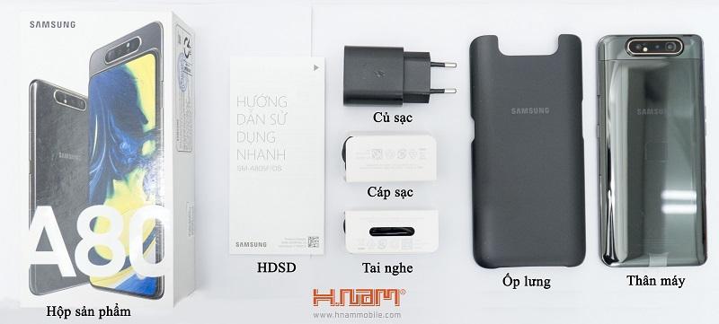 Samsung Galaxy A80 hình sản phẩm 0