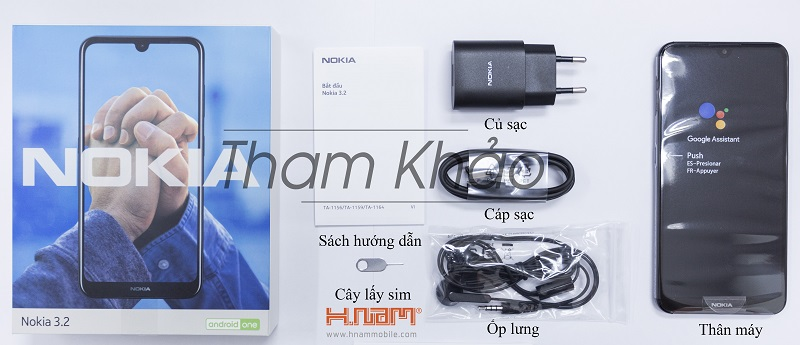 Nokia 3.2 32Gb Ram 3Gb hình sản phẩm 0