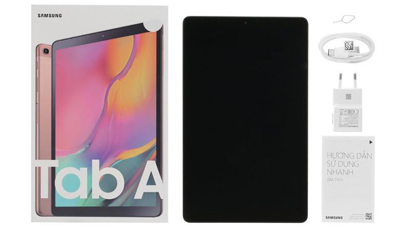 Samsung Galaxy Tab A 10.1 T515 2019 ( Đã kích hoạt ) hình sản phẩm 0