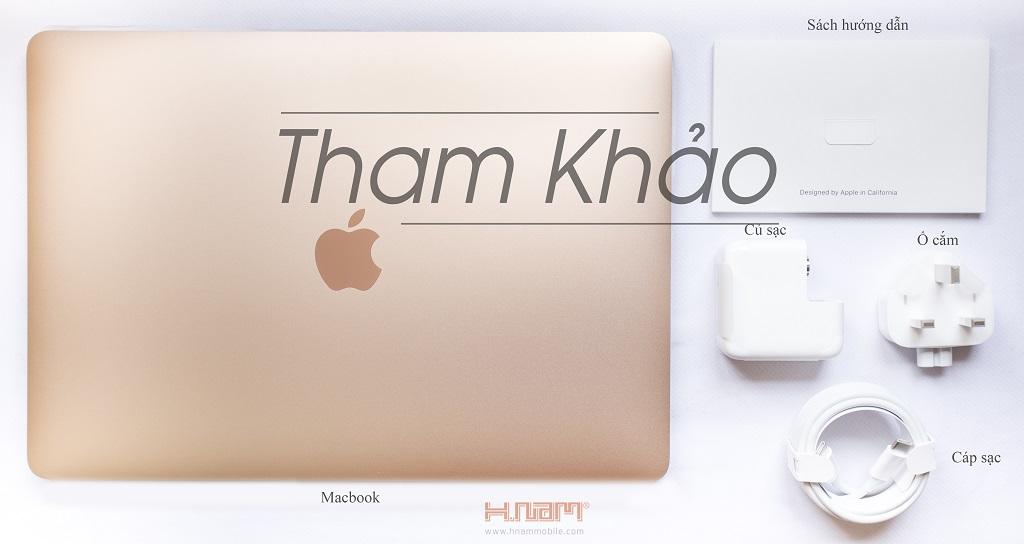 MacBook Air 13.3 inch 2019 MVFN2 256GB Gold hình sản phẩm 0