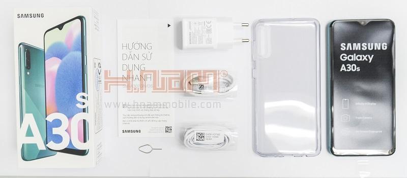 Samsung Galaxy A30s A307 ( Đã kích hoạt ) hình sản phẩm 0