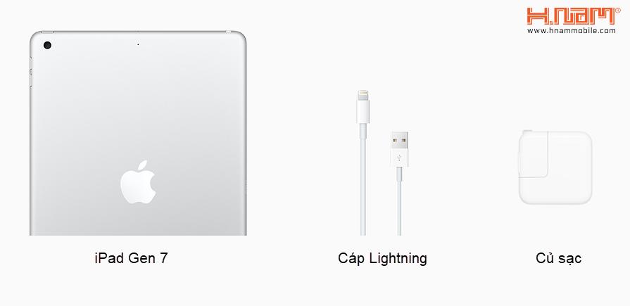 Apple iPad Gen 7 ( 2019 ) 10.2 Wifi 128GB hình sản phẩm 0
