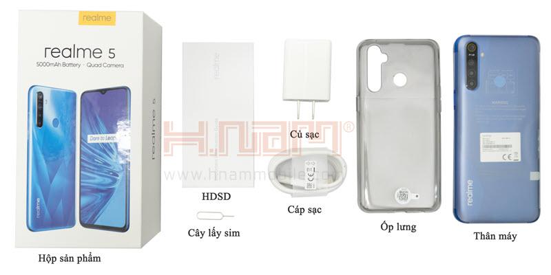 Realme 5 64GB Ram 3GB hình sản phẩm 0