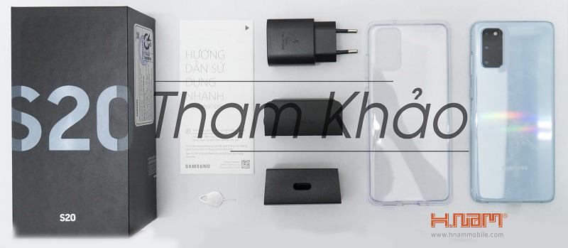 Samsung Galaxy S20 G980 ( Đã kích Hoạt ) hình sản phẩm 0