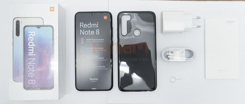Xiaomi Redmi Note 8 64Gb Ram 4Gb hình sản phẩm 0