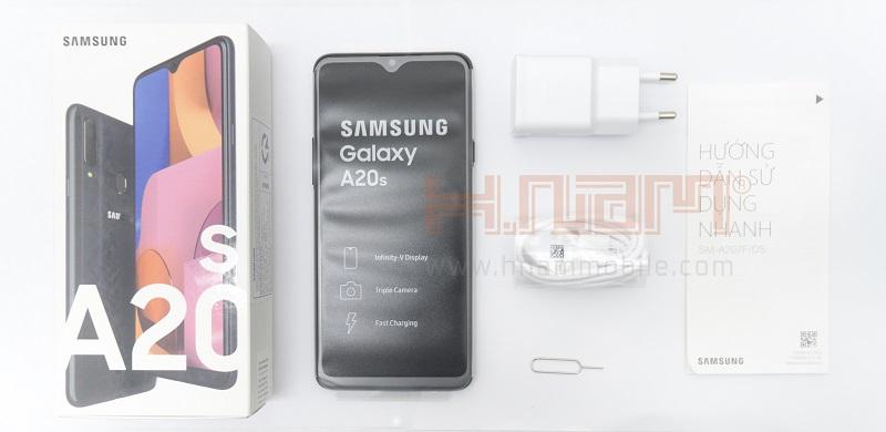 Samsung Galaxy A20s 32GB A207 ( Đã kích hoạt ) hình sản phẩm 0