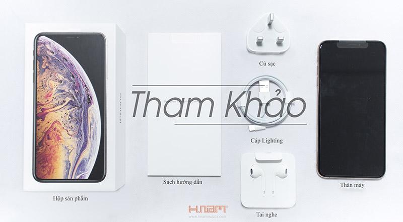 Apple iPhone XS Max 1 Sim 64Gb ( 89 Trần Quang Khải ) hình sản phẩm 0