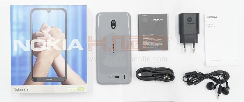 Nokia 2.2 hình sản phẩm 0