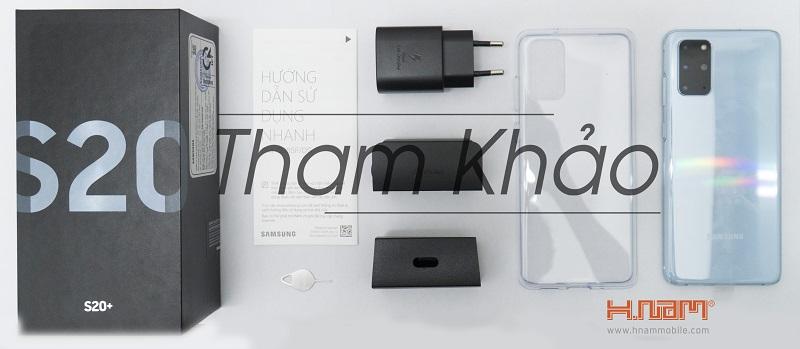 Samsung Galaxy S20 Plus G985 hình sản phẩm 0