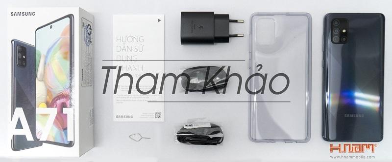 Samsung Galaxy A71 A715 ( New 100% - Actived ) hình sản phẩm 0