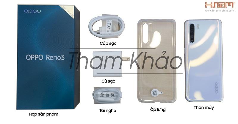 OPPO Reno3 128GB Ram 8GB hình sản phẩm 0