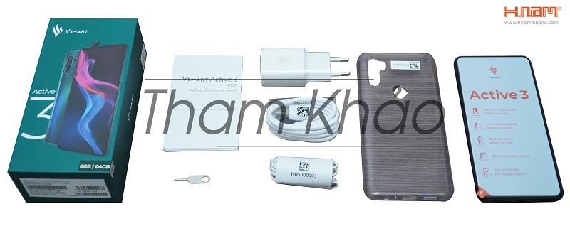 Vsmart Active 3 Ram 6Gb 64Gb hình sản phẩm 0