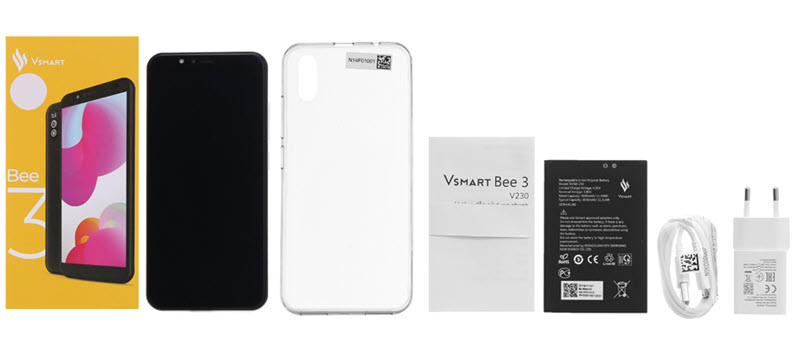 Vsmart Bee 3 16GB ram 2GB hình sản phẩm 0