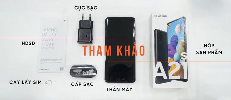 Samsung Galaxy A21s A217 hình sản phẩm 0