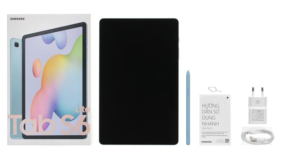 Samsung Galaxy Tab S6 Lite P615 hình sản phẩm 0