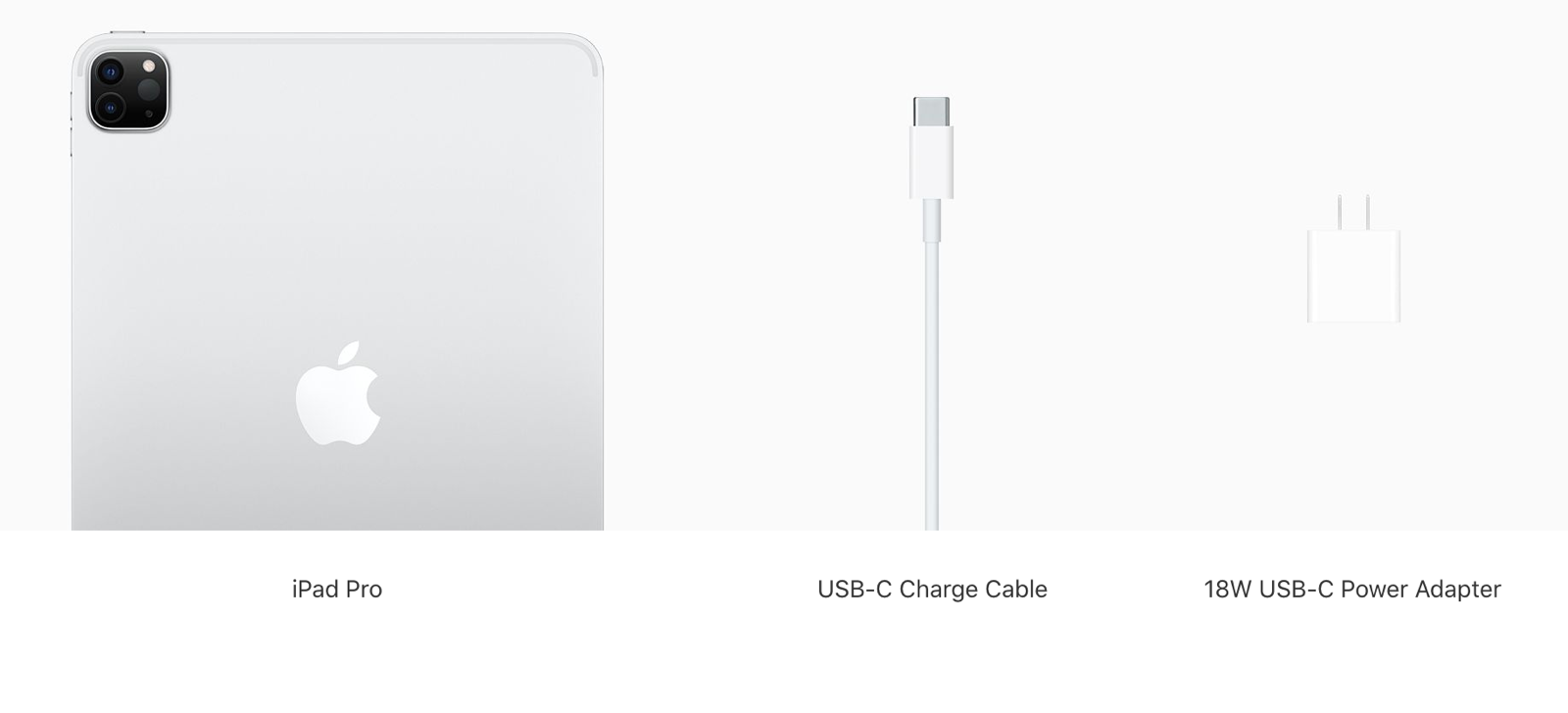 Apple iPad Pro 11 Cellular 128 GB 2020 hình sản phẩm 0