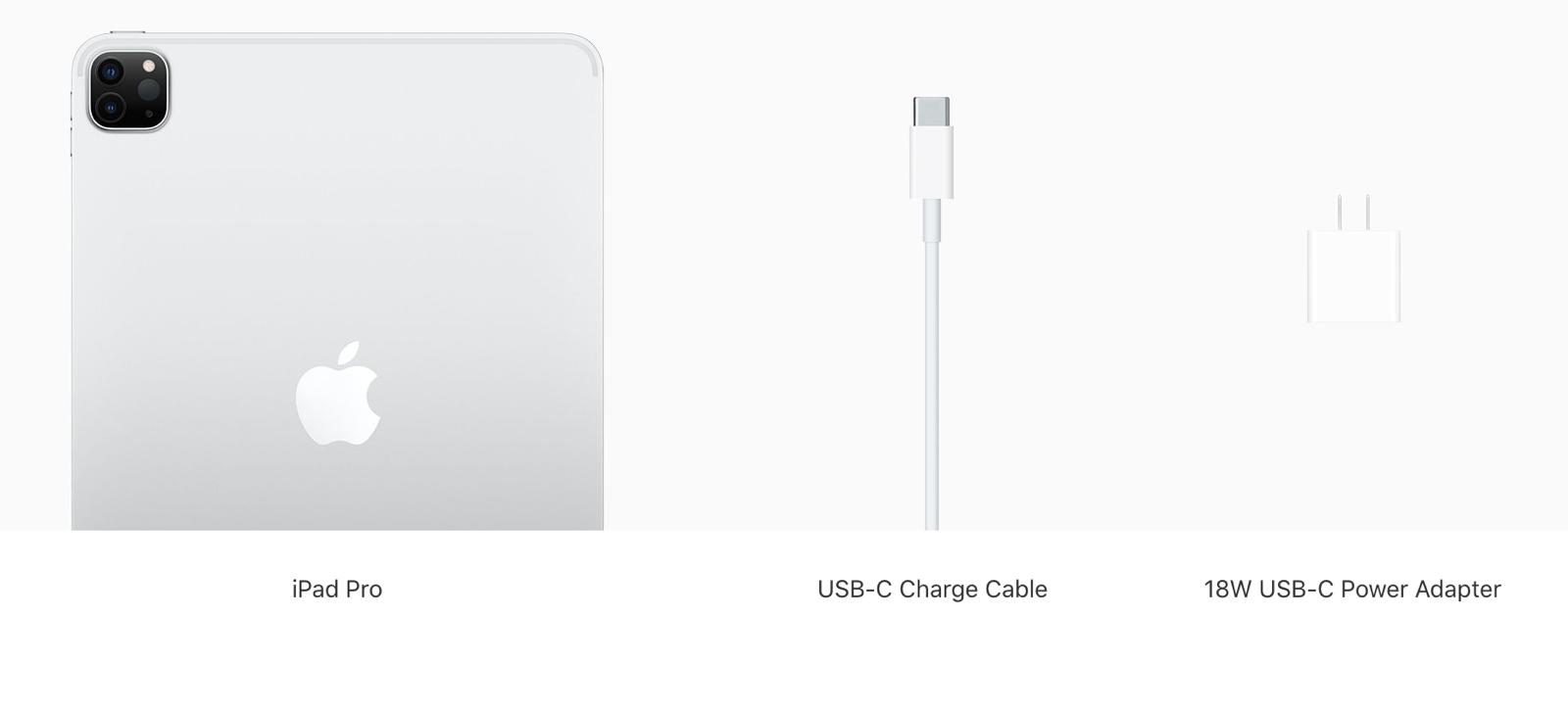 Apple iPad Pro 11 Cellular 1T 2020 hình sản phẩm 0