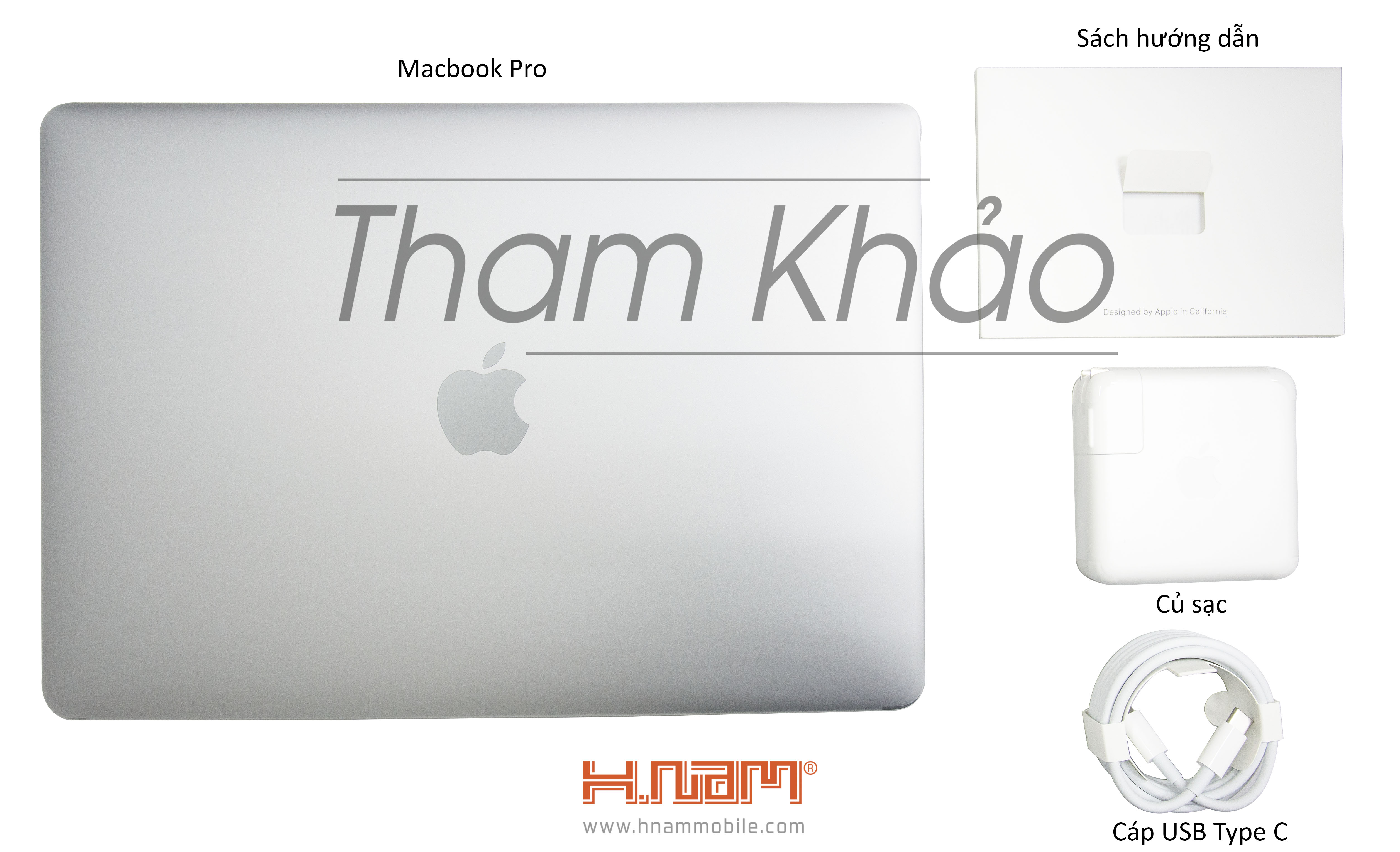 MacBook Pro 13 inch Touch Bar 2019 MUHN2 128GB Gray CPO (Certified Pre-Owned) hình sản phẩm 0