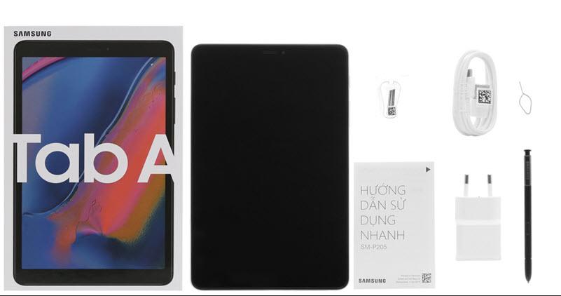 Samsung Galaxy Tab A 8 SPen 2019 P205 hình sản phẩm 0