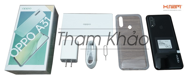 Oppo A31 2020 128GB Ram 6GB hình sản phẩm 0