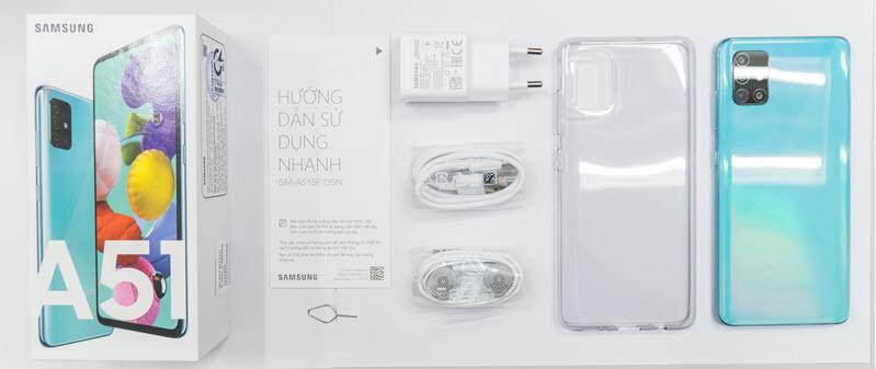 Samsung Galaxy A51 A515 ( New 100% - Actived ) hình sản phẩm 0