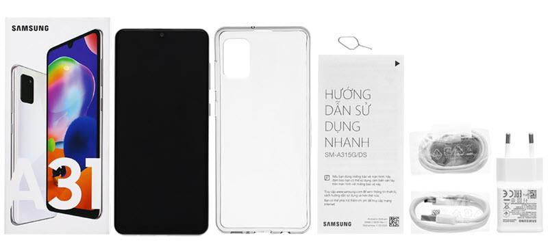 Samsung Galaxy A31 A315 ( New 100% - Actived ) hình sản phẩm 0