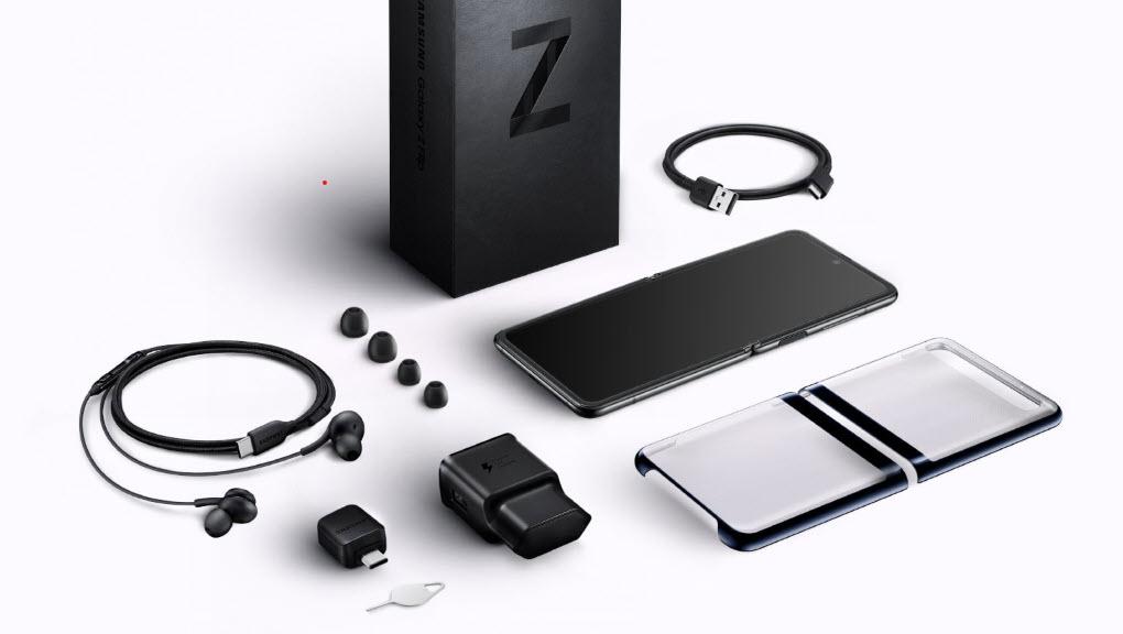 Samsung Galaxy Z Flip F700 hình sản phẩm 0