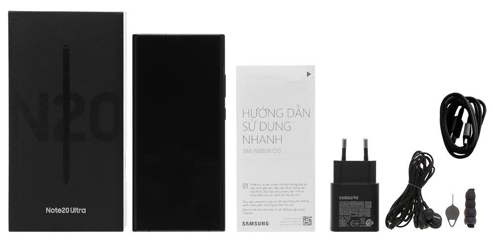Samsung Galaxy Note 20 Ultra N985 hình sản phẩm 1
