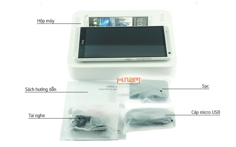 HTC One Max 16Gb hình sản phẩm 0