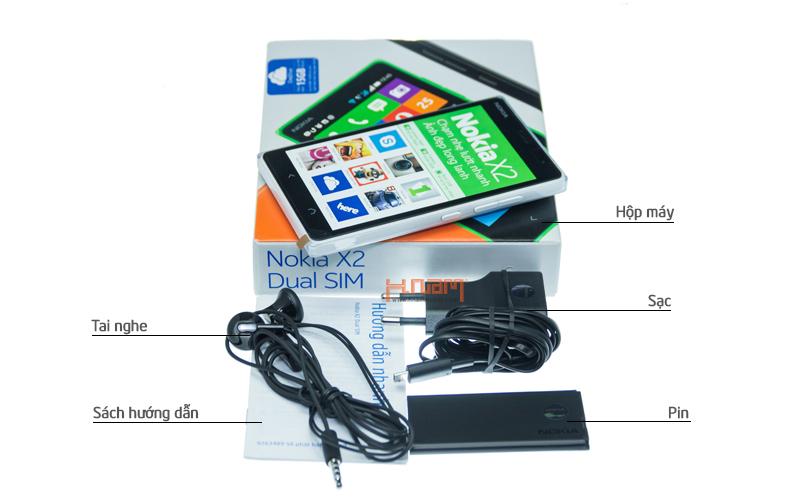 Nokia X2 (RM-1013) hình sản phẩm 0