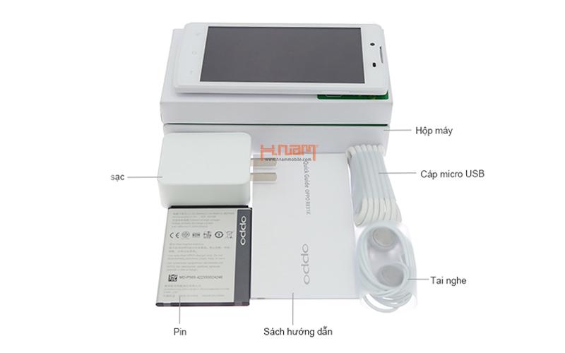 Oppo Neo 3 R831K hình sản phẩm 0