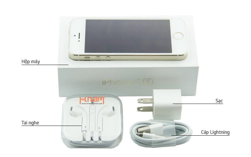 Apple iPhone 5S 16Gb hình sản phẩm 0