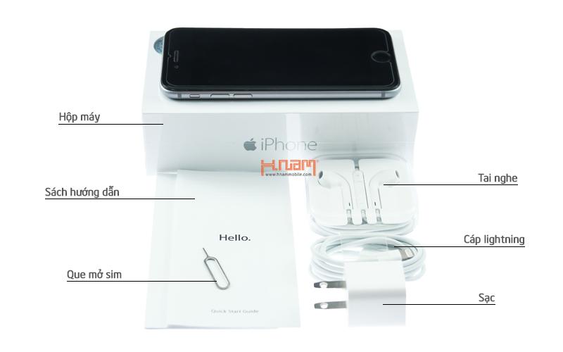 Apple iPhone 6 16Gb hình sản phẩm 0