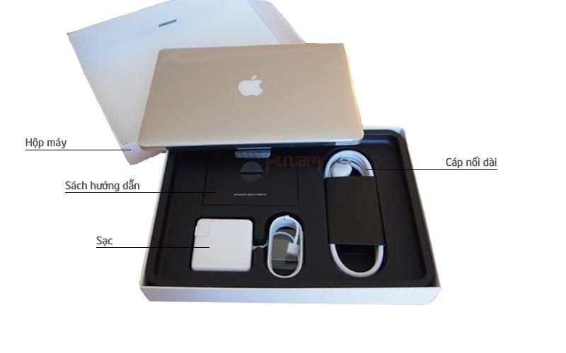Macbook Air 13.3 inch 2016 128GB MMGF2 hình sản phẩm 0