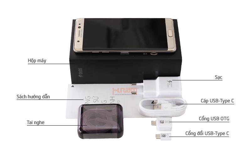 Samsung Galaxy Note 7 N930 hình sản phẩm 0
