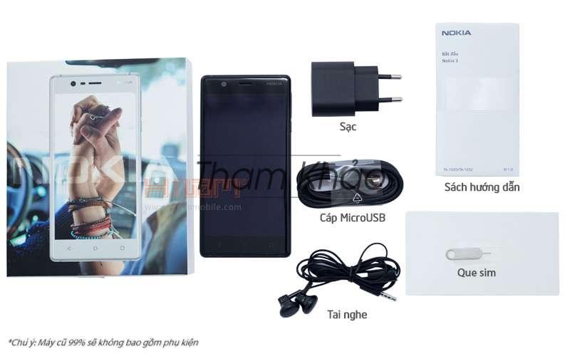 Nokia 3 hình sản phẩm 0