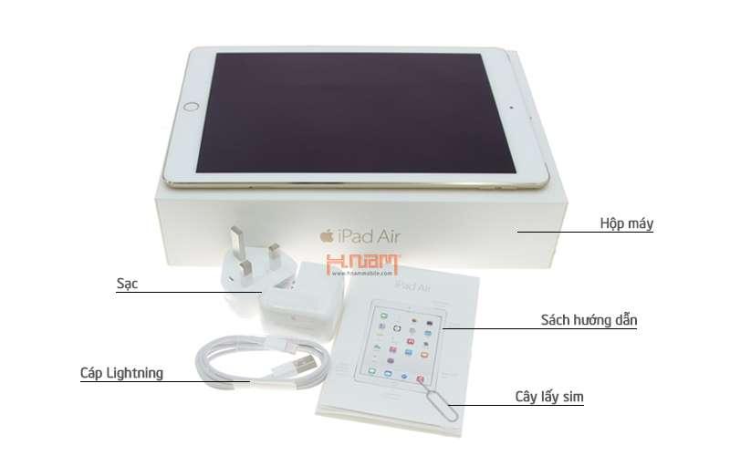Apple iPad Pro 9.7 Wifi 128Gb hình sản phẩm 0