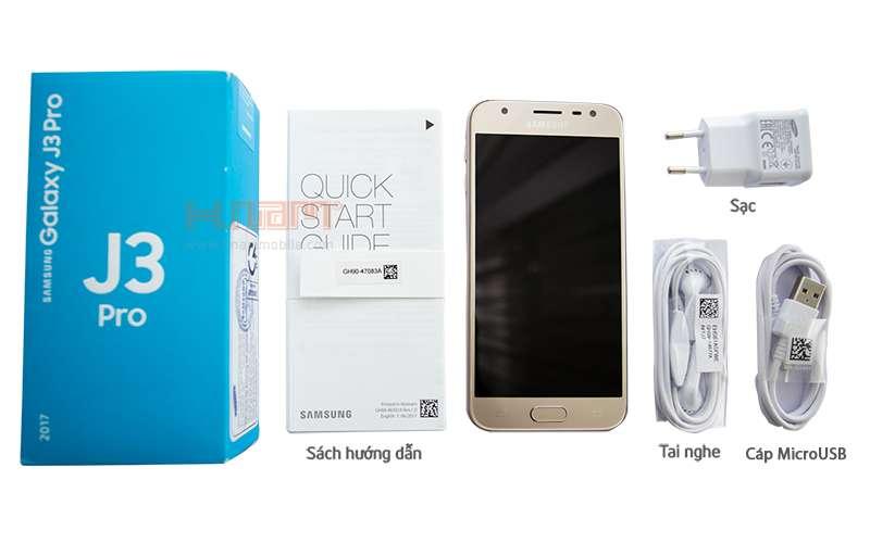 Samsung Galaxy J3 Pro hình sản phẩm 0