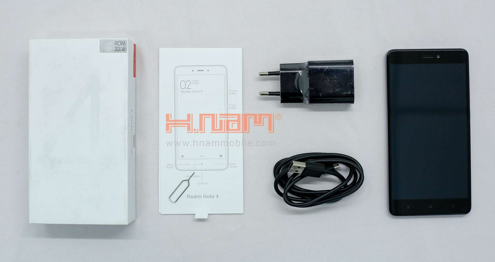 Xiaomi Redmi Note 4 64Gb Ram 4Gb (Chip SnapDragon 625) hình sản phẩm 0