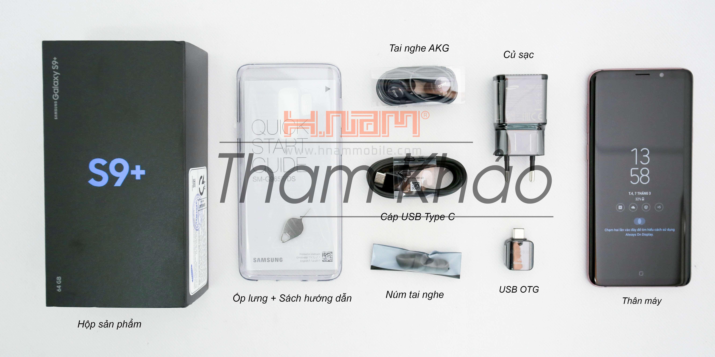 Samsung Galaxy S9 Plus G965 64Gb hình sản phẩm 1