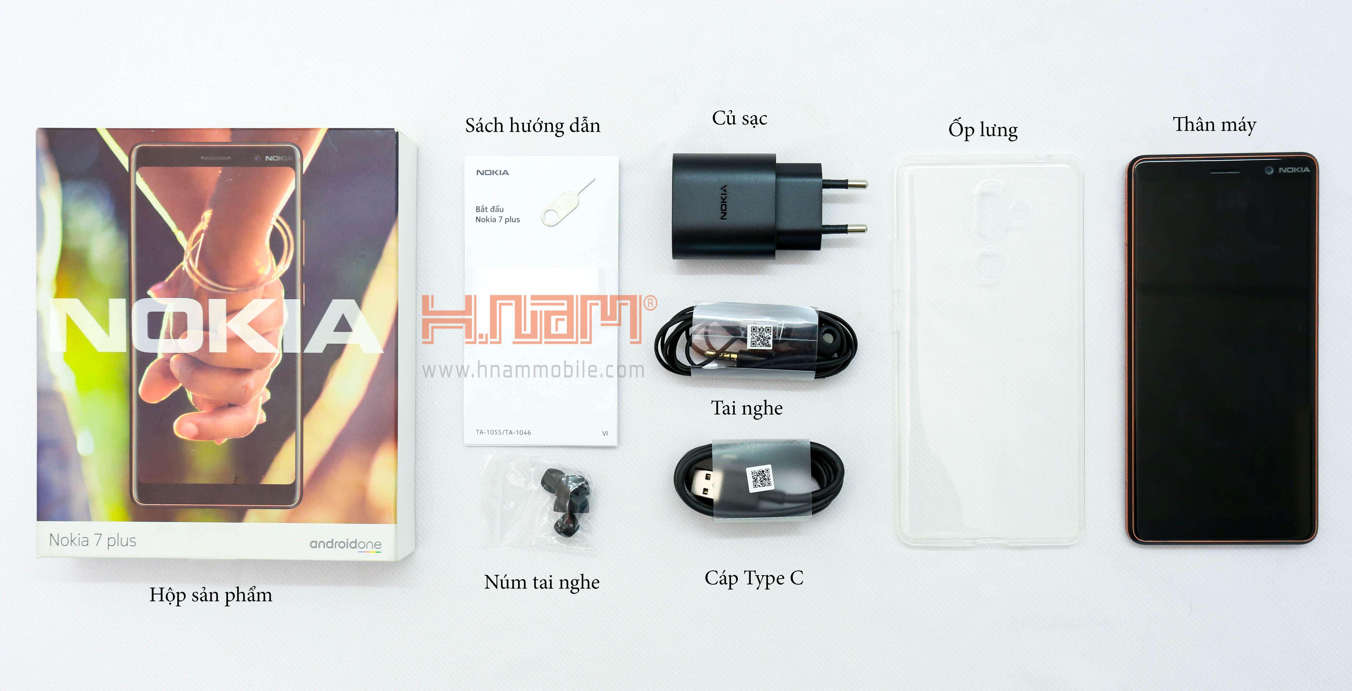 Nokia 7 plus hình sản phẩm 1