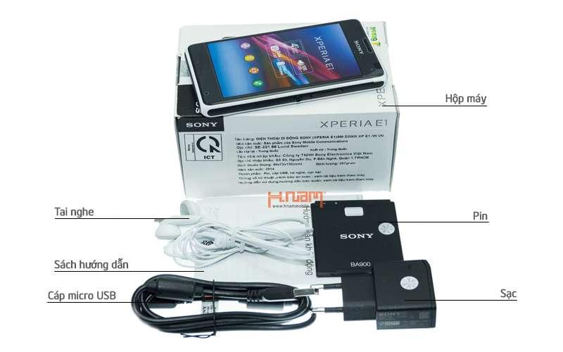 Sony Xperia E1 D2005 hình sản phẩm 0
