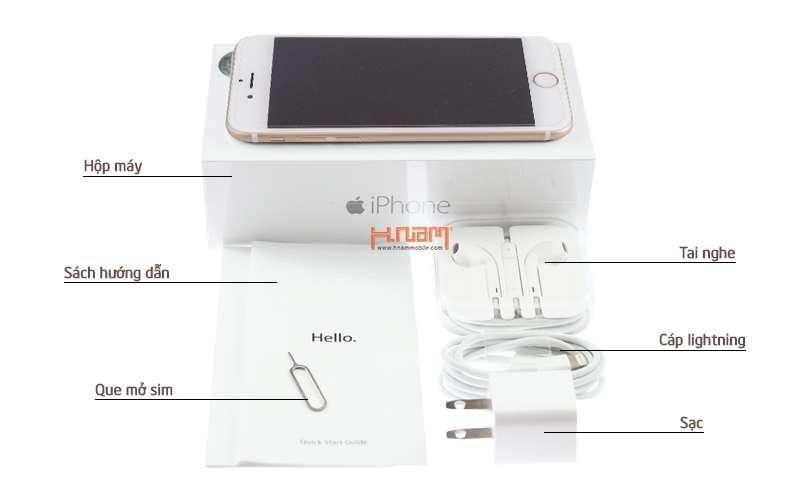 Apple iPhone 6 Plus 128Gb Gold hình sản phẩm 0