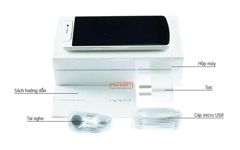 Oppo N1 mini 16Gb (N5111) hình sản phẩm 0