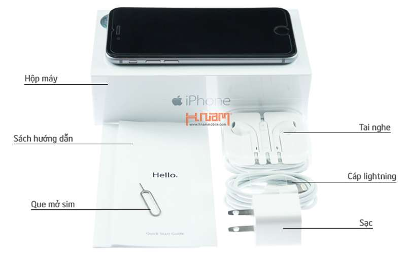 Apple iPhone 6 Plus 16Gb CPO (Certified Pre-Owned) hình sản phẩm 0