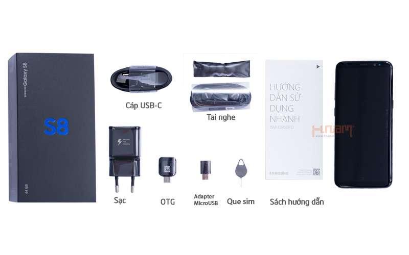 Samsung Galaxy S8 hình sản phẩm 0